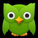Aprenda inglês com o Duolingo