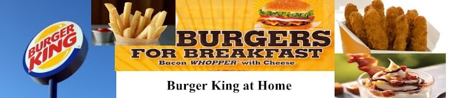 Burger King Copycat Recipes