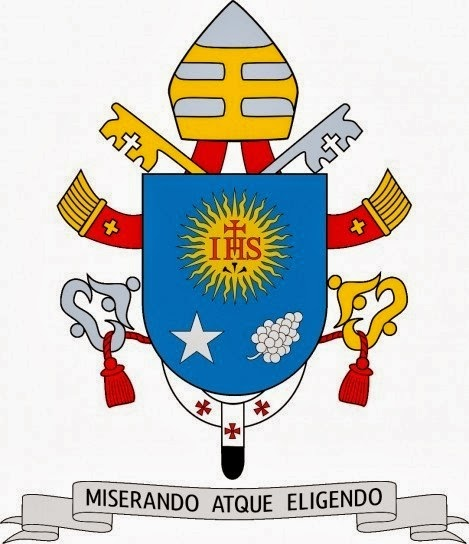 BRASÃO DO PAPA FRANCISCO
