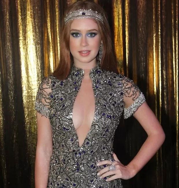 Marina Ruy Barbosa deve ser um dos nomes de destaque no Carnaval 2015