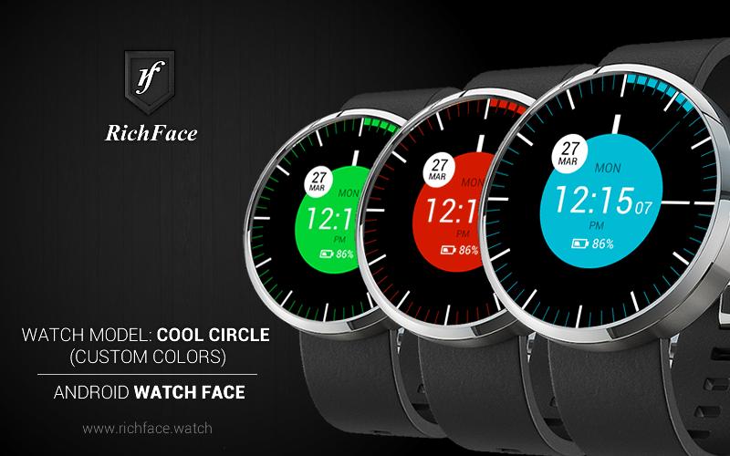 Aplikasi Android Wear Face untuk Smartwatch Android wear Gratis Terbaik di Google Play Store