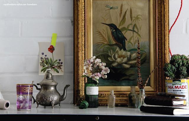 ISSUUHOMEBARNCAROLINEDAVIS_trenddaily blog_stylingdetails_launch_vintage_interiors-styling_lookbook_succulents_cacti_botanicals
