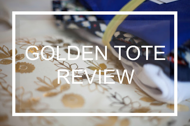 Golden Tote Clothing Subscription Box