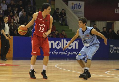 Diego Low FIBA Américas 2013