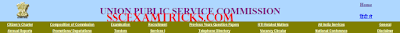 UPSC CIVIL SERVICE EXAM 2015 NOTIFICATION