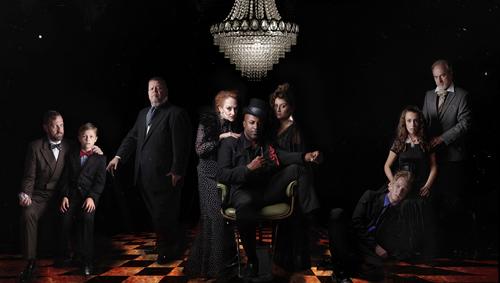 Sweeney Todd, Cast   Actor's Express