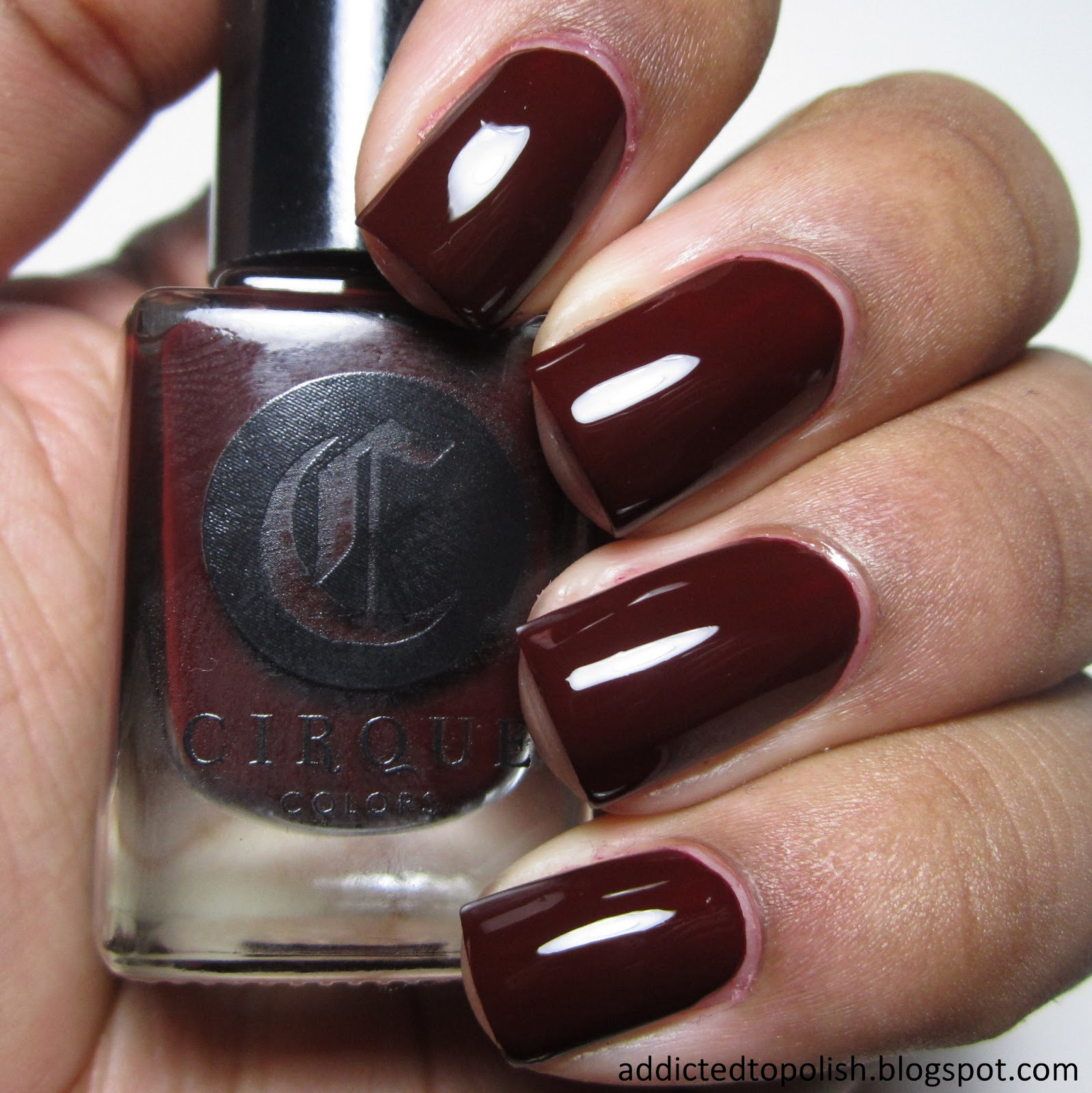 Cirque Colors Empire State of Mind Metropolis Collection