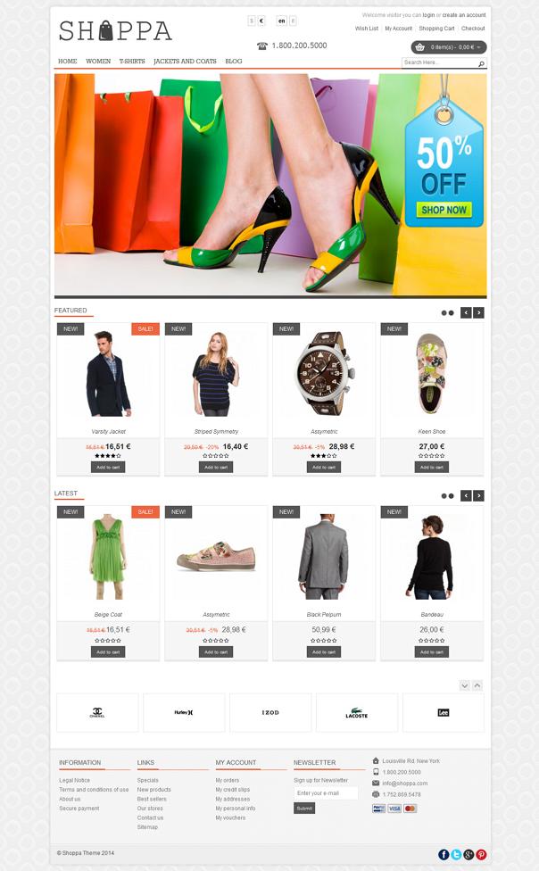 Premium Multipurpose ecommerce Theme