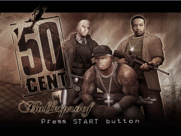 Juegos Para Play Station 50 Cent: Bulletproof PS2