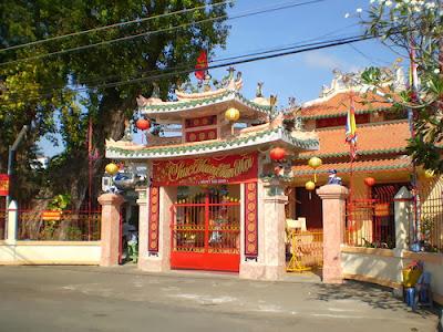 Đền thờ Nguyên Trung Trực