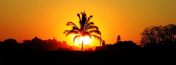 Nature Sun-Set FaceBook Covers