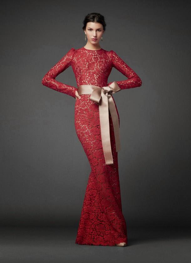 Dolce and Gabanna 2014 collection modest style fashion muslim jewish tznius hijab Mode-sty