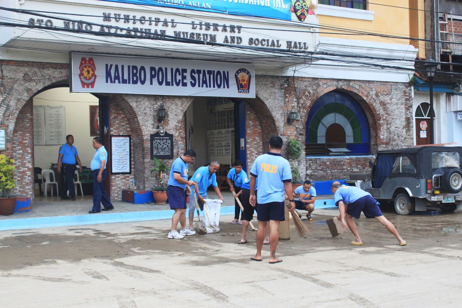 AKLAN FORUM journal: Kalibo PNP is region's most citizen ...
