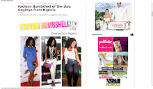 STYLE FEATURE ON FASHION BOMB DAILY.