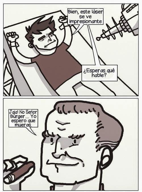 imágenes graciosas - Tortura láser