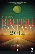BUY Best British Fantasy 2014