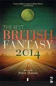BUY Best British Fantasy 2014