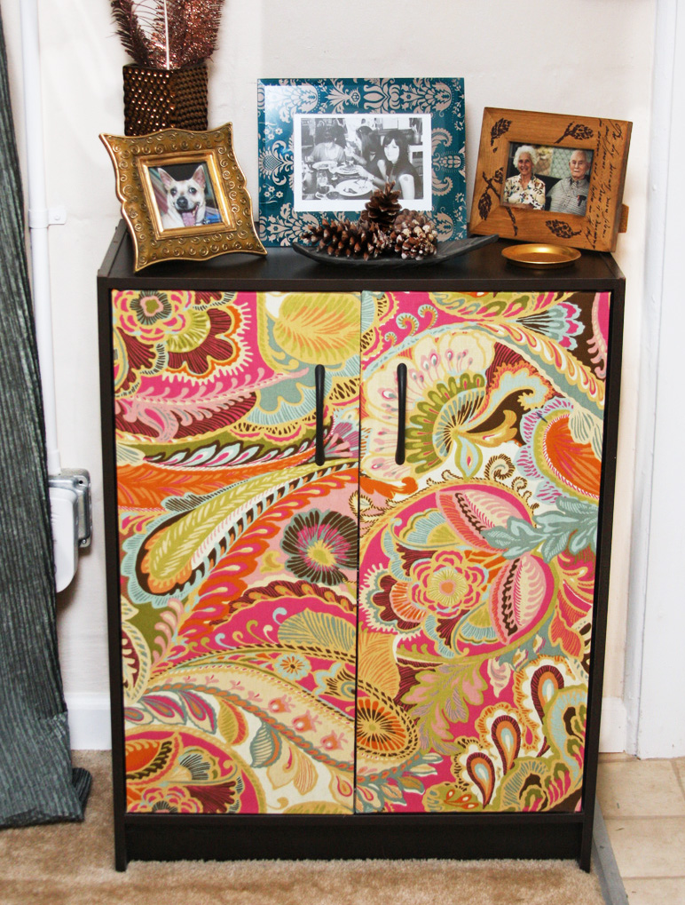 ponderings on my wanderings update cheap furniture diy bookshelf and furniture revamp with fabric cover furniture y59 cover
