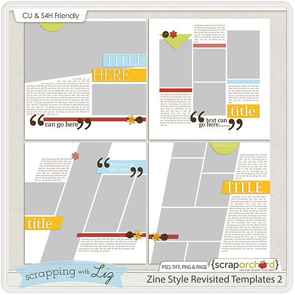 http://scraporchard.com/market/Zine-Style-Revisited-2-Digital-Scrapbook-Templates.html