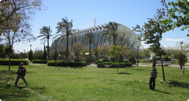 Valencia, Museo de las Ciencias