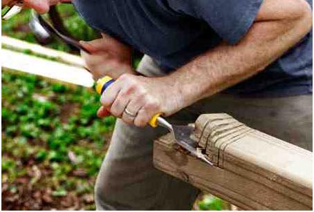 Comment Construire Un Abris À Buches ? | Abri De Jardin Autoclave