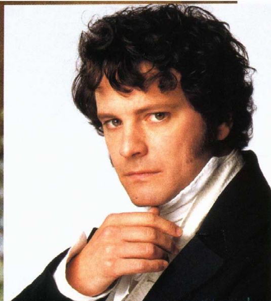 Mr Darcy  Stolthet och f  246 rdom  miniserien    Gestaltad av Colin Firth    Colin Firth Mr Darcy