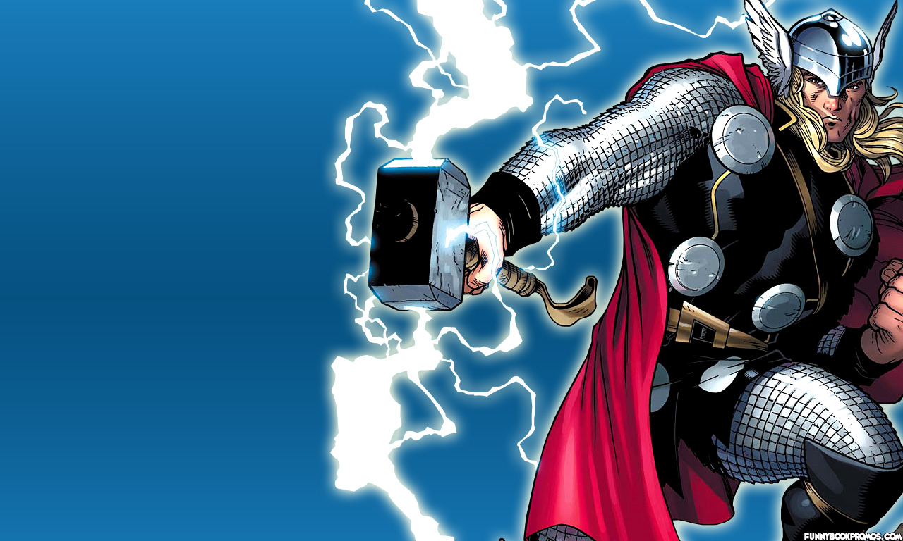 Thor Wallpapers Cartoon Wallpapers