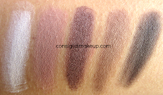 swatches palette infinity hourglass