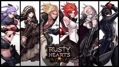 Rusty Hearts RPG v1.0.8 Mod Apk (Super Mega Mod) 2