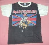 Iron Maiden 80's