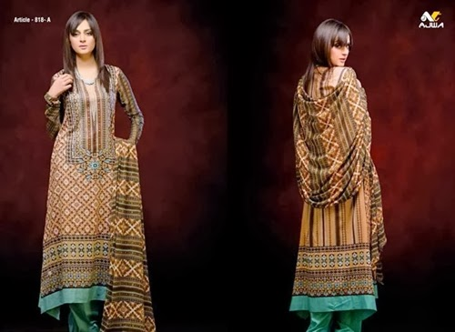 Ajwa Summer Collection 2014