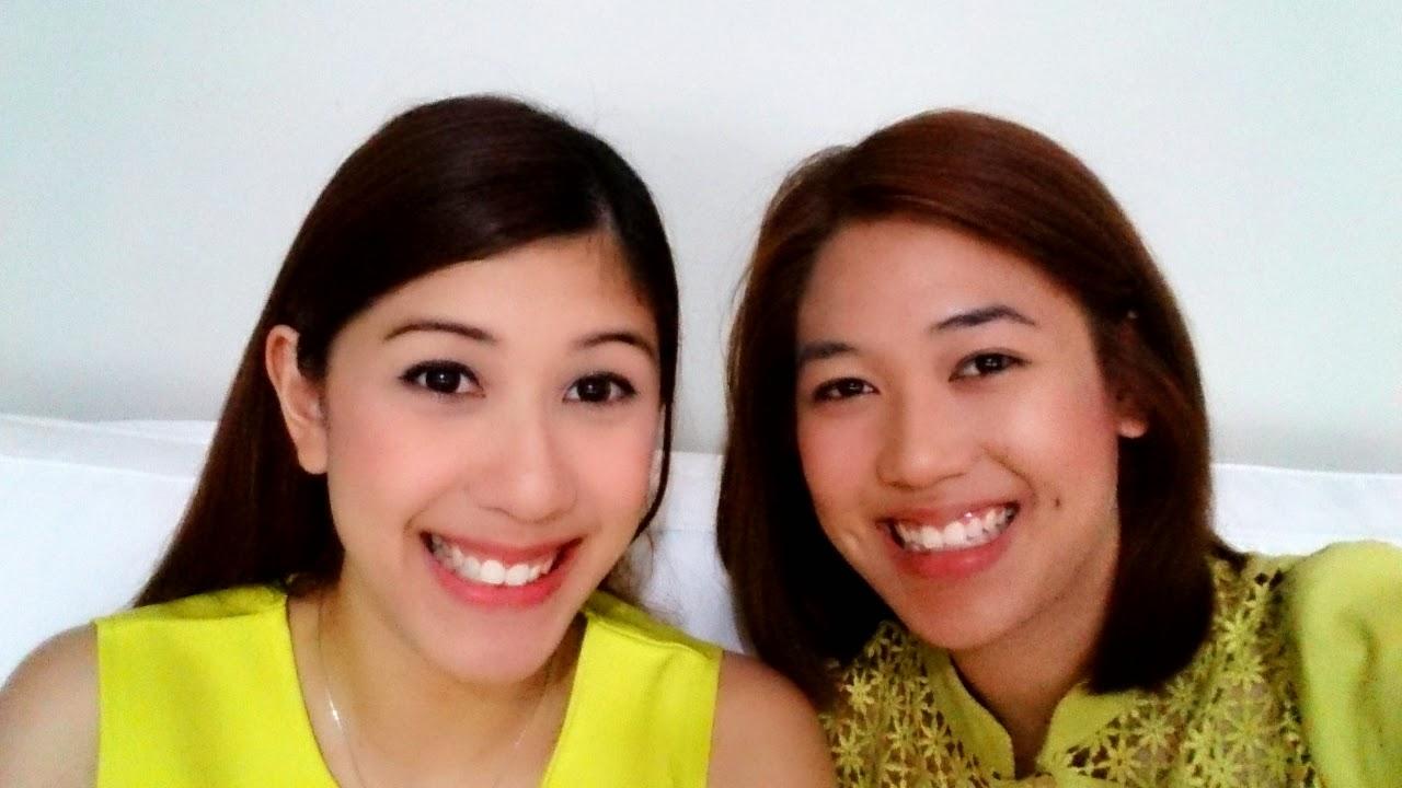 sisters selfie