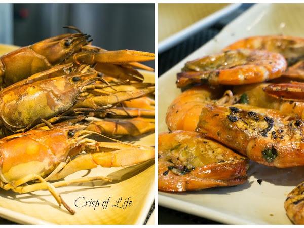 Seafood Delight Dinner Buffet @ Nada Lama, Hotel Equatorial, Penang