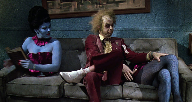 Beetlejuice,5 stars,horror movie