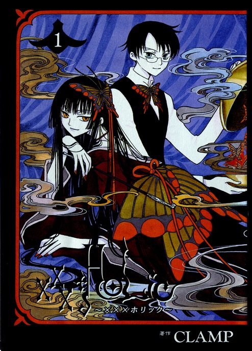 ×××HOLiC |19/19| |Manga| |Español| |Mega 1 Link|