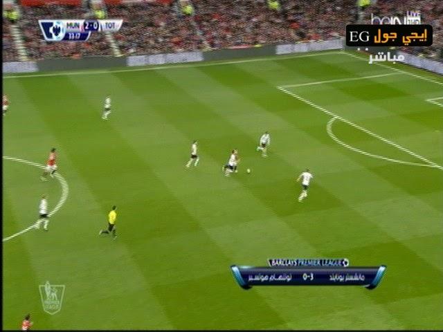 اهداف مبارة مانشستر يونايتد ونيوكاسل يونايتد الدورى الانجليزى