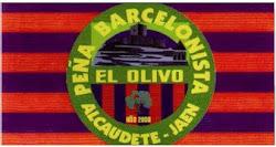 """Peña Barcelonista de Alcaudete """"El Olivo"""""""