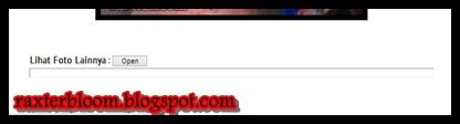 Cara Membuat Spoiler di Postingan Blog - raxterbloom.blogspot.com