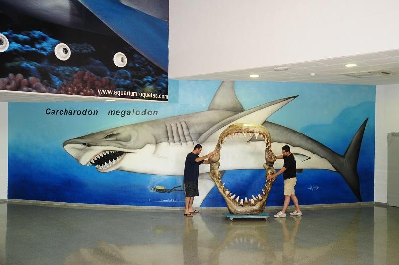 Aquarium de roquetas gabriel amat inaugura una gran Aquarium en roquetas de mar