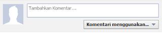 Memasang Kotak Komentar Facebook