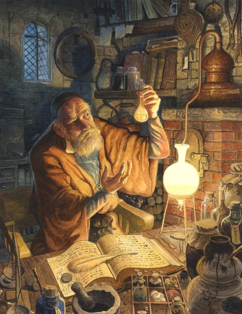 alchemist images