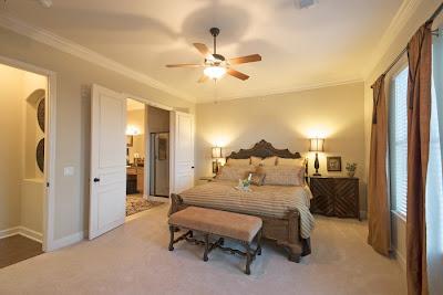 D coration de chambre coucher principale d cor de for Decoration chambre principale