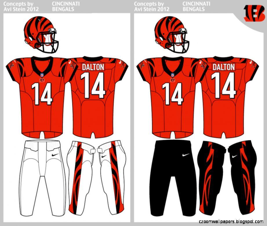 Fixing the Cincinnati Bengals updated 1213   Concepts   Chris
