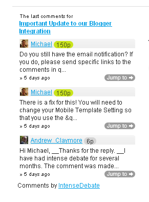 Latest+comments+widget4 How To Add IntenseDebate Recent Comments Widget In Your Blogger Blog