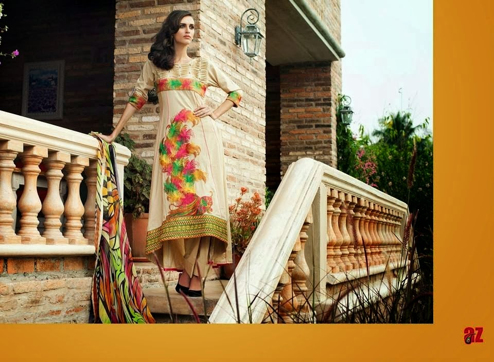 Refreshing Lawn Collection Al Zohaib Textile
