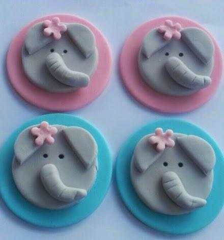 Diseños de Cobertura de Cup Cakes