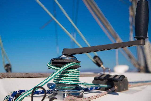 navegar por costa Almeria y murcia
