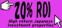 20% ROI - Kitakyushu