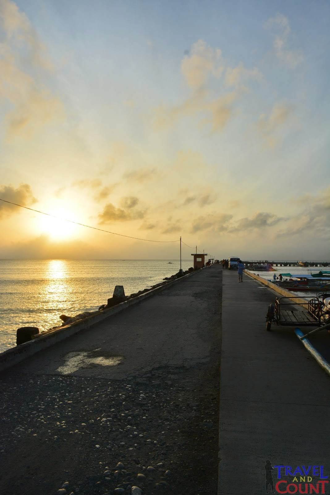 Mauban Port, Quezon sunrise