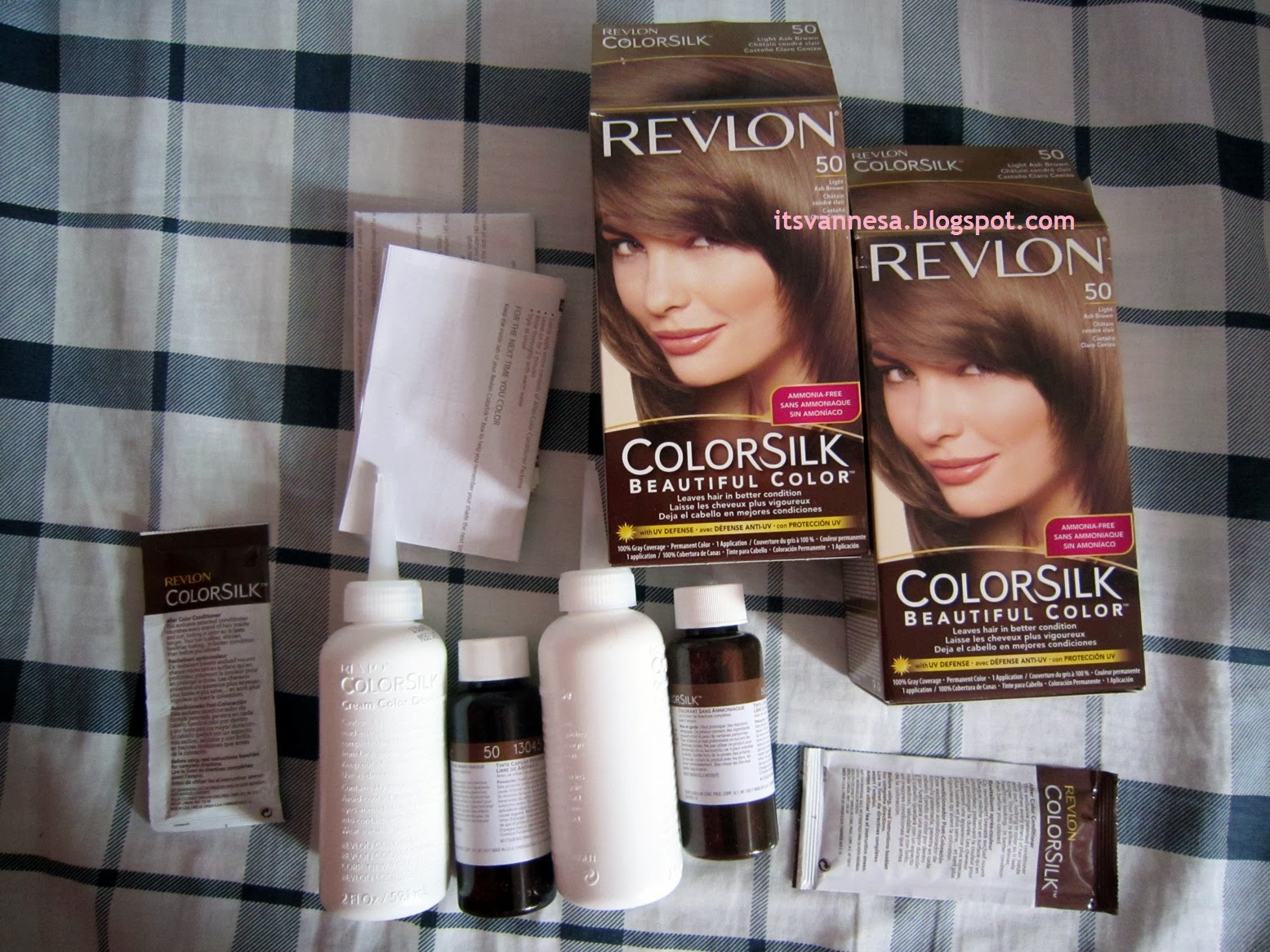 Colorsilk beautiful color 55 light reddish brown by revlon hair color - 175 Medium Blonde And Revlon Colorsilk Beautiful Color No 50 Light Ash Brown The Term Blonde Scared Me So I Chose The Second One I Have A Very Long Hair